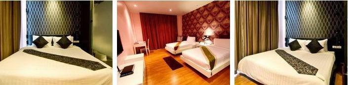 Glitz Hotel Bangkok