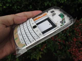 Casing Blackberry Dakota Fullset Plus Keypad Murah