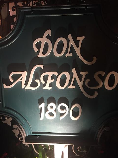 DON ALFONSO 1890