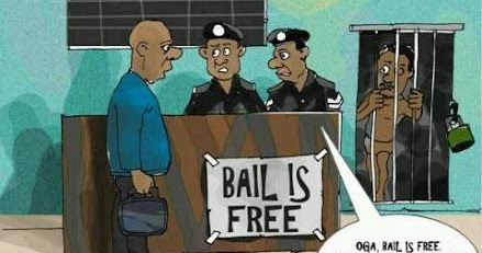 BAIL IS FREE