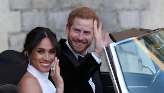 Megan Markle The wife of Prince Harry violated the etiquette of the royal family