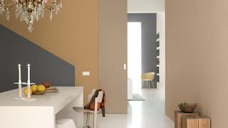 Cat rumah minimalis bagian dalam www.rumah-hook.com