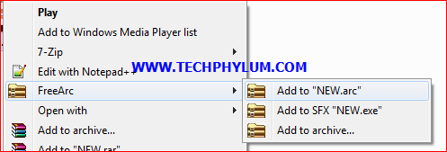 How to highly compress a file?   TECHPHYLUM COM
