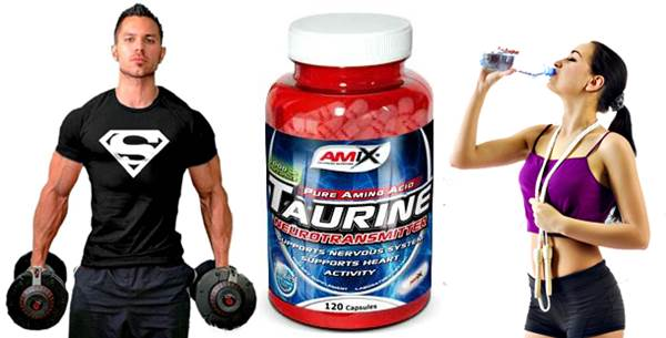 Benefits and side effects of taking taurine supplements