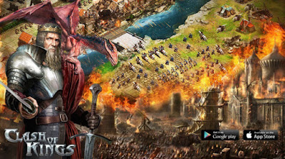 Clash of Kings Apk v2.47.0 Mod Terbaru Full Unlimited Money