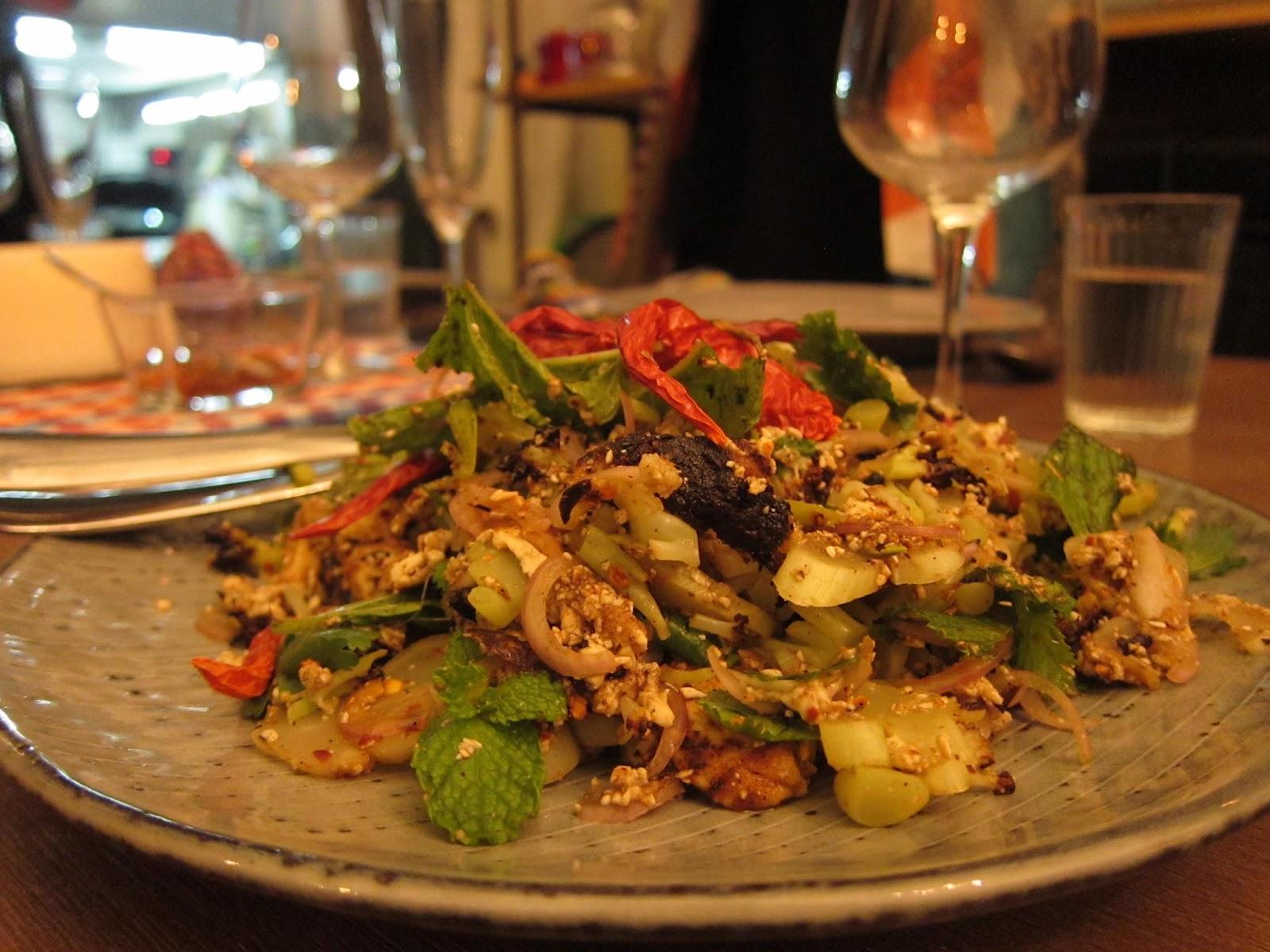 nestlé thai dinner by chef siam sattayaphan hkblogger