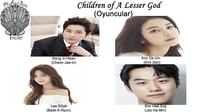 Children of A Lesser God Konusu ve Oyuncuları