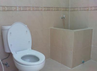 Ukuran Kamar Mandi Ideal Paling Tepat Untuk Rumah Minimalis 1