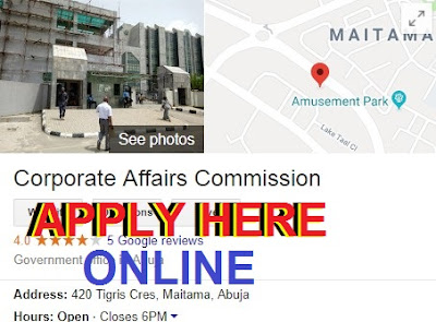 Corporate Affairs Commission Recruitment 2018/2019 | CAC Job Vacancy