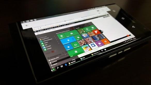 Cara Ubah Tampilan Android Menjadi Windows 10 , Makin Keren Aja !