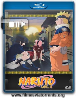 Naruto 8ª Temporada Torrent - BluRay Rip
