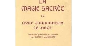 ABRAMELIN MAGE PDF LE