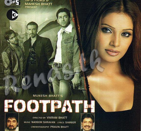 Tumera Hai Sanam Mp3song Dwonload: Nadeem Shravan's: Footpath [2003 MP3 VBR 320Kbps]