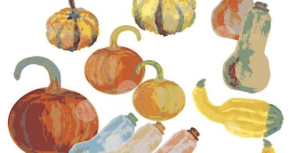 gotta create pumpkins gourds