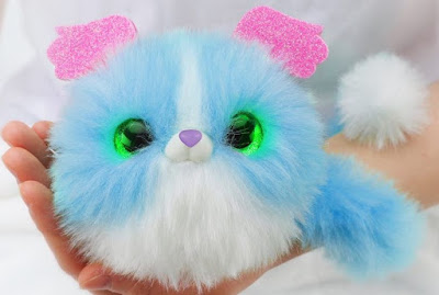 Интерактивный щенок Pomsies Lulu