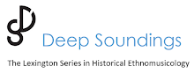 DEEP SOUNDINGS Book Series