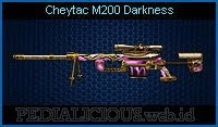 Cheytac M200 Darkness
