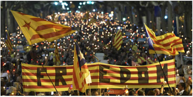 BREAKING: Catalan Parliament Declares Independence From Spain