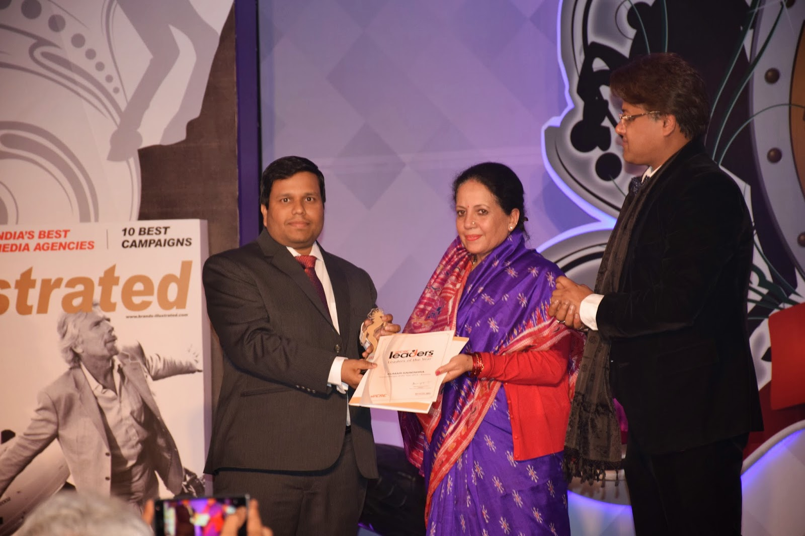 HBJ Capital Bags 'Asia's Most Promising Brand and leadership award' by WCRC and KPMG India