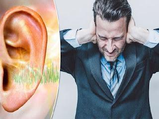 لكل من يعاني من مشكل طنين الأذن !!! لك الحل