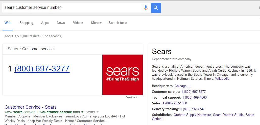 how do i call google customer service