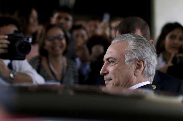 O mais importante da entrevista do presidente Michel Temer no programa Roda Viva, desta segunda-feira (14), foi o sentido de preocupação em termos de insegurança pública frente a uma eventual prisão do ex-presidente Luiz Inácio Lula da Silv