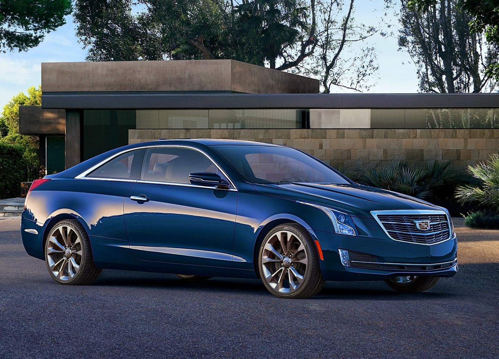 Cadillac Introduces 2015 Ats Coupe Car Reviews New Car Pictures
