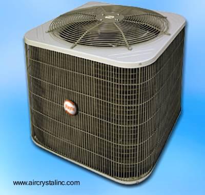 Equipo para climatización residencial de instalación exterior