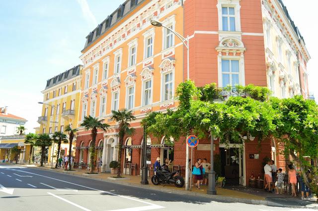 Opatija streets 2