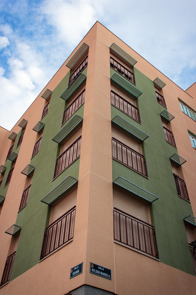 Edificio, Ensanche Sur, Alcorcón 2014