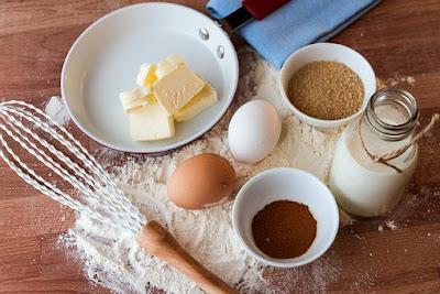 bahan perenyah kue kering, bahan pelembut roti dan cake