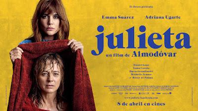 Julieta de Pedro Almodovar