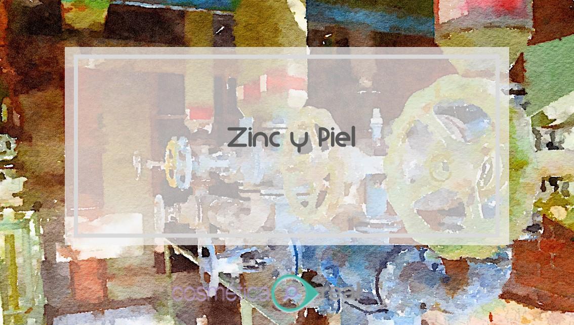 Propiedades terapeuticas del sulfato de zinc