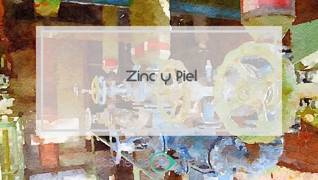 Zinc y Piel