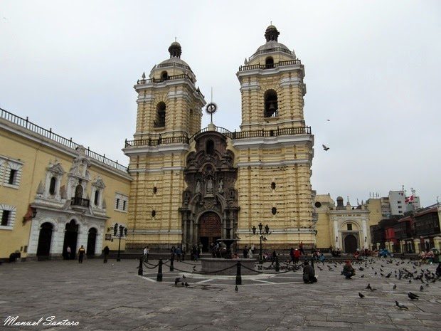 Lima, Monasterio de San Francisco