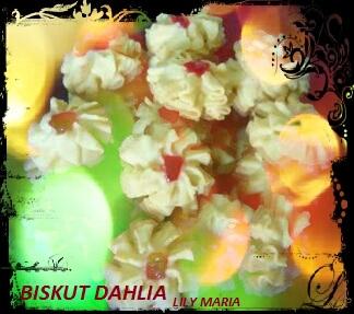Resepililymaria (I): BISKUT DAHLIA