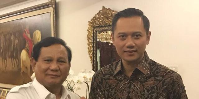 Demokrat nilai duet Prabowo-AHY bakal jadi lawan berat Jokowi