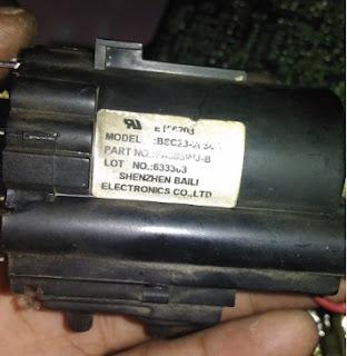 PBT BSC 23-xxx FA 085 WJ-B