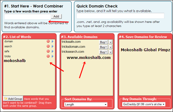 Which is a better domain name?