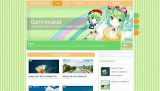 Gumi Vocaloid