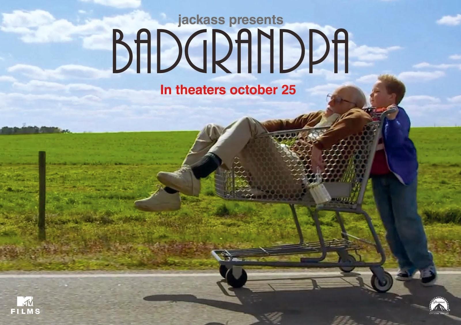 Bad Grandpa Kinox
