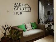 Ke Jakarta Creative Hub Kita Berangkat