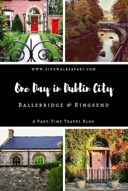 One Day in Dublin City Itinerary: Ballsbridge and Ringsend
