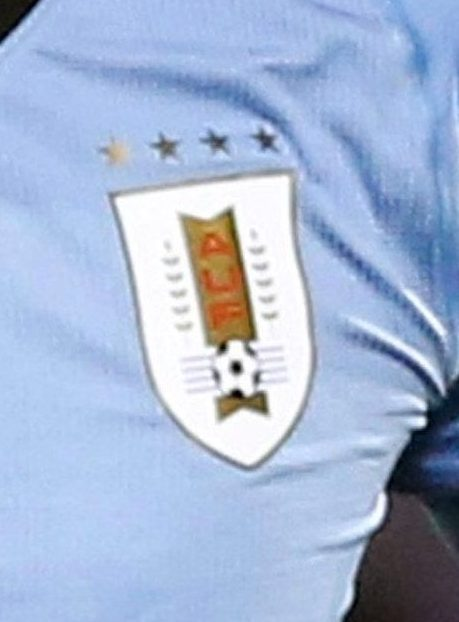 fa2eccab7 4 World Cup Titles  Why Does Uruguay Have 4 Stars On Their Kit ...