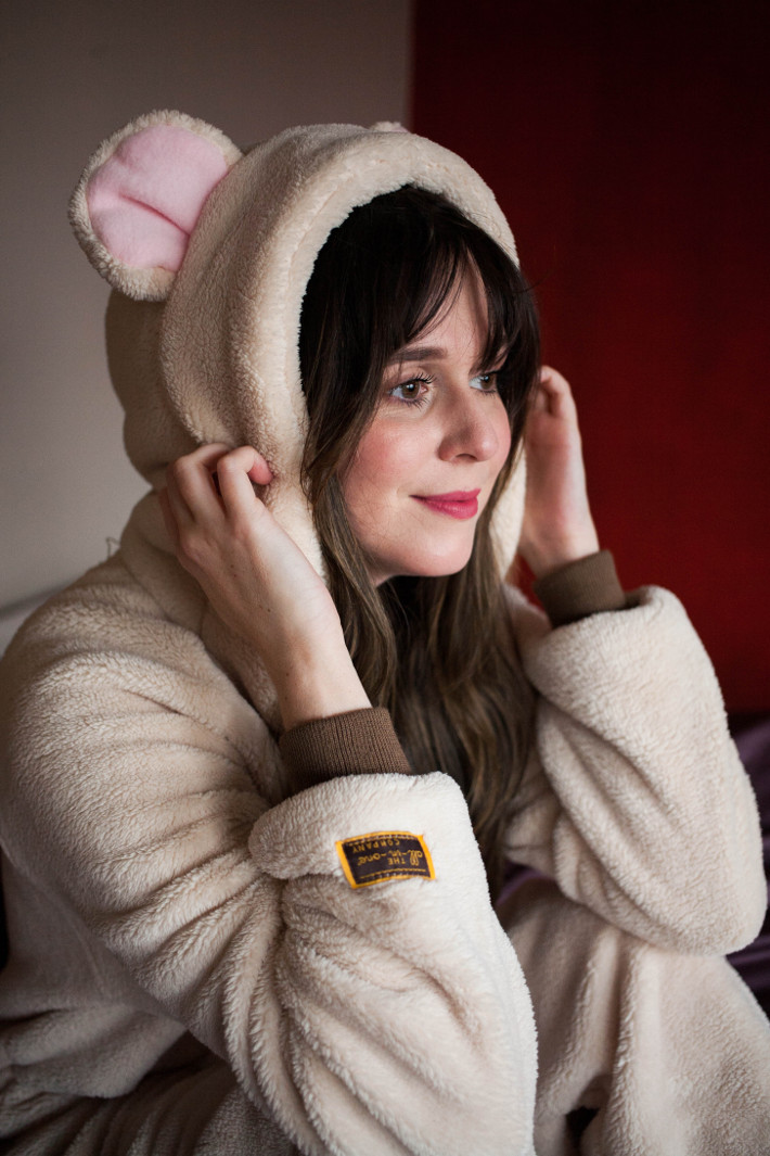 Giveaway: bespoke onesie c/o The All-in-One Company