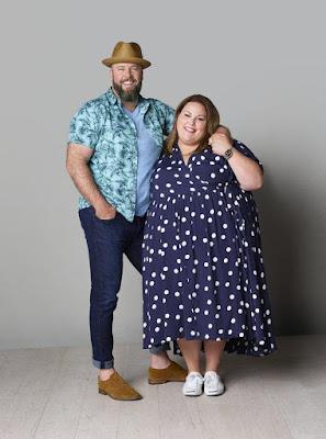 This Is Us Season 4 Chris Sullivan Chrissy Metz Image 1