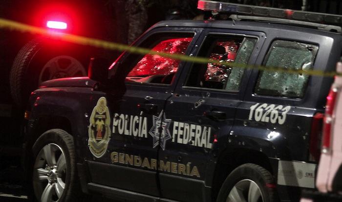 """EL """"TRAMO de la MUERTE y el TRIANGULO ROJO del HUACHICOL """" NI FEDERALES SOBREVIVEN"""