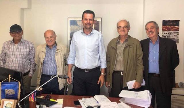 Δημήτρης Κρίγγος: Μεγάλη επένδυση με τριακόσια νέα σπίτια στη Λέρνα