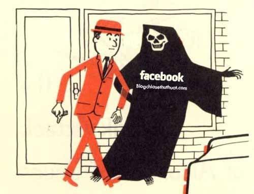 Phân biệt và nhận biết tài khoản Facebook bị HACK hay bị RIP và cách phòng tránh