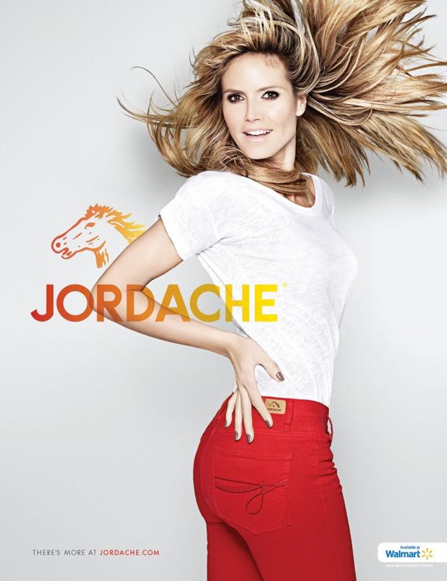 Heidi Klum Walmart Jordache